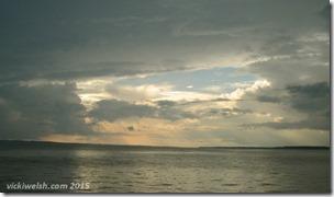 July 6 sunset 1