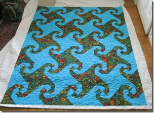 July 15 Mom quilt