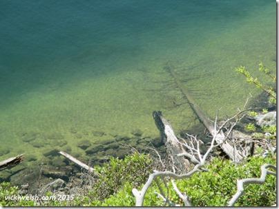 June 7 12 gradient in lake