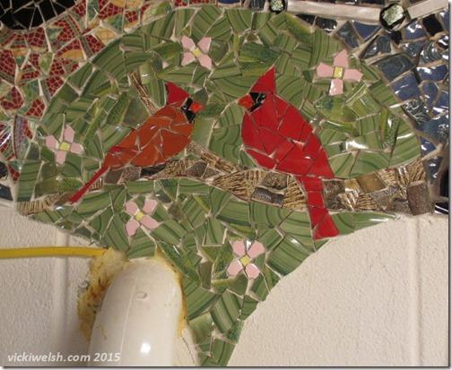 Sep 18 cardinal mosaic 1