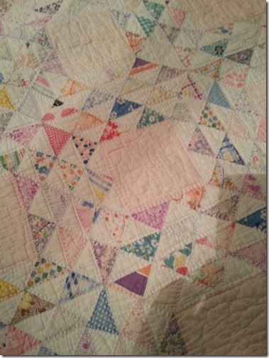 Oct 2 ocean waves quilt