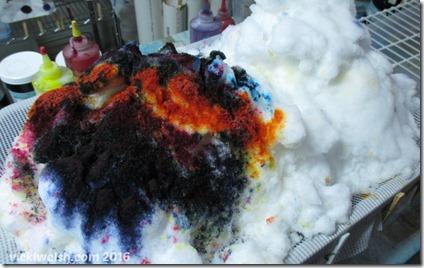 Jan 25 snow dye 3