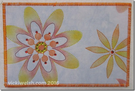 2016 02 06 Shiva stenciled flowers
