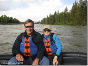 C&V on river