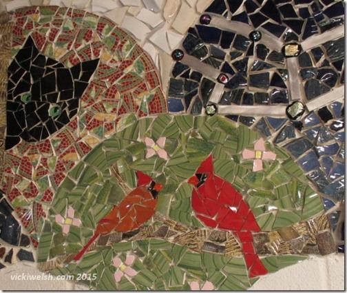 Sep 18 cardinal mosaic 2