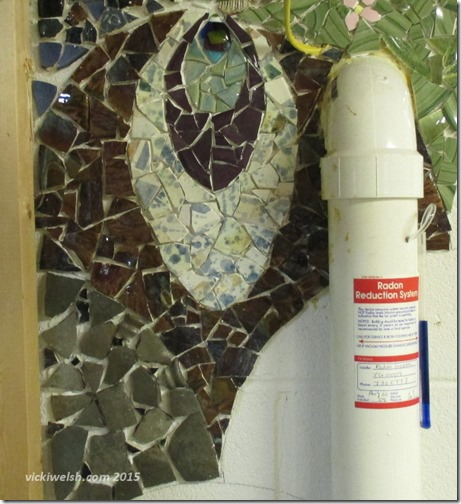 Oct 16 drip mosaic