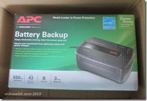 July 6 battery backup