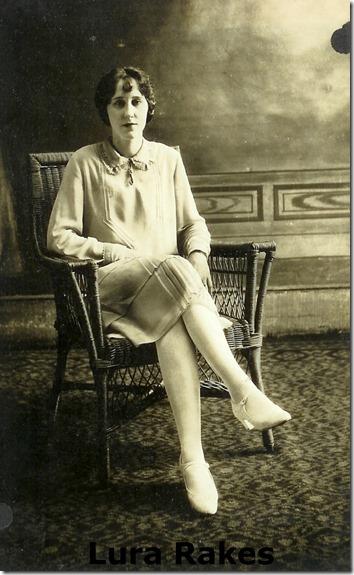 Grandma Dove before marriage